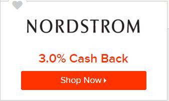 Ebates Nordstrom