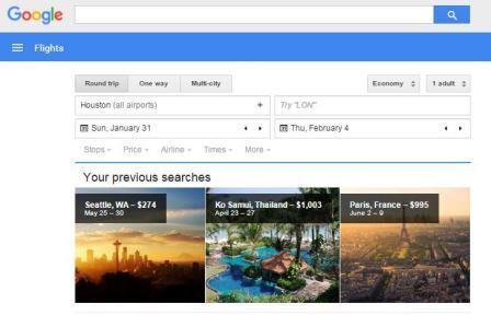 Google Flights 6