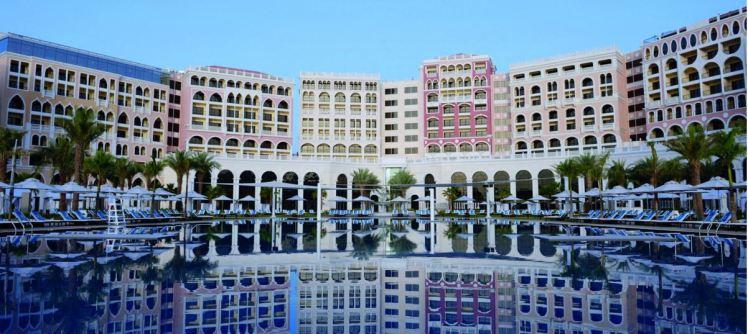 Ritz Carlton Abu Dabi - AYP Post