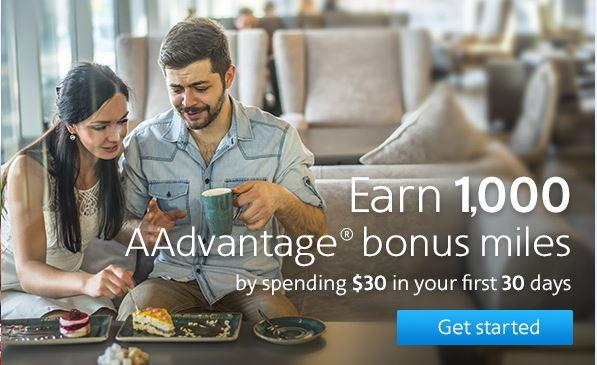 AA dining bonus - ayp