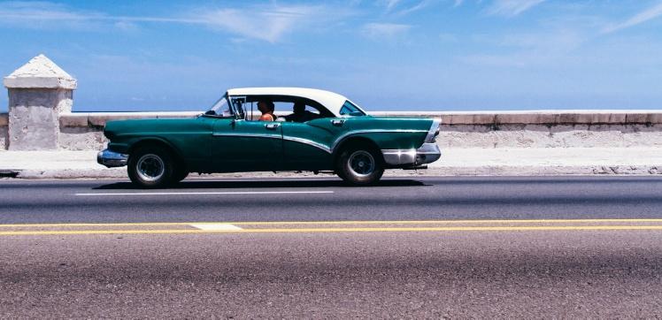 Car in Havana Cuba - AYP Post