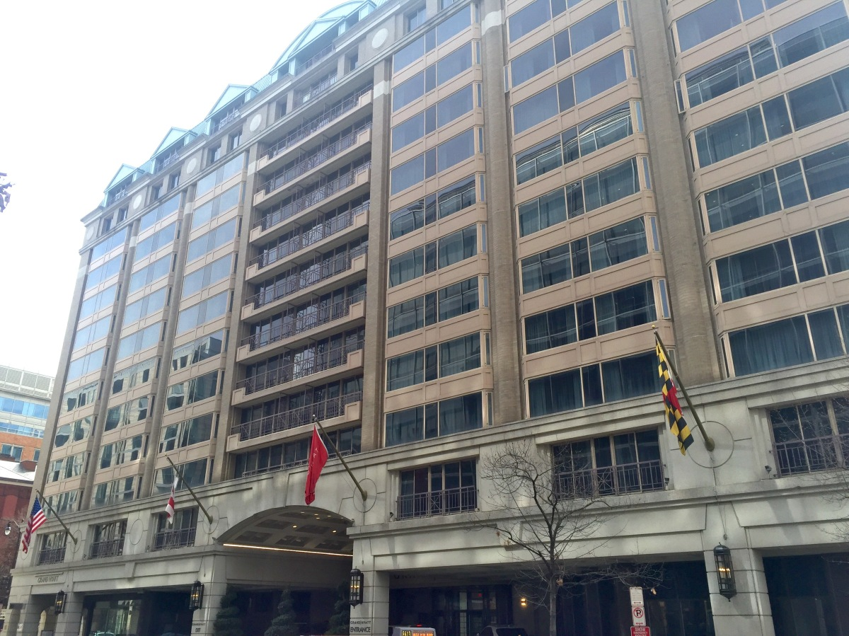 Hotel Review - Grand Hyatt Washington D.C.