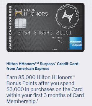 Hilton Surpass - Ayp