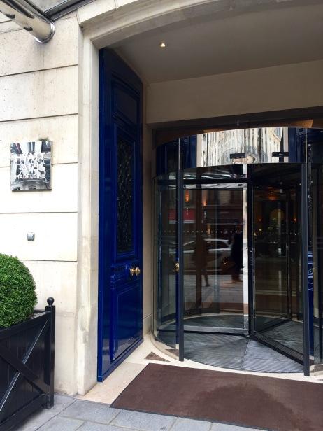 Madel - Hotel door - AYP