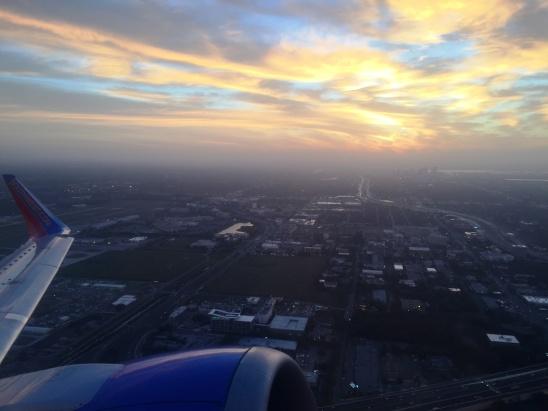 SW Takeoff - AYP