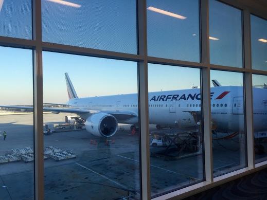 Airfrance plane - AYP