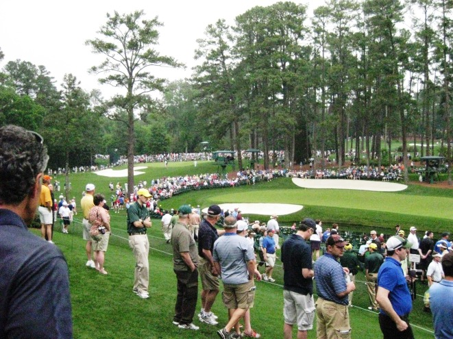 The Masters 16th Hole - AYP