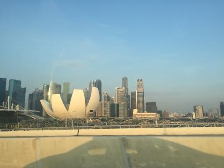 Singapore first peek