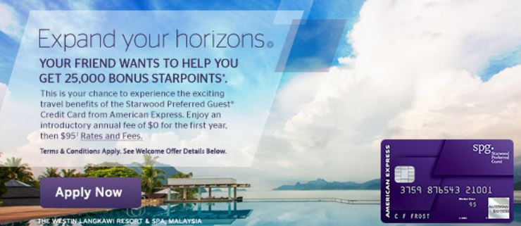 SPG current bonus - AYP