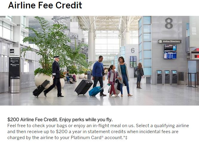 Airline Fee Credit