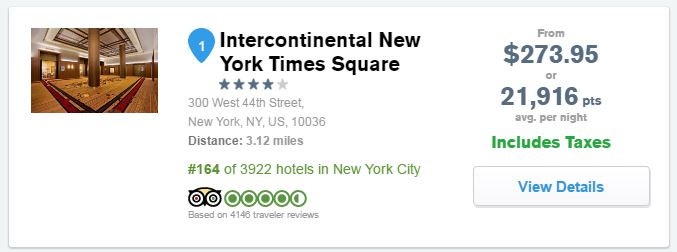 Intercontinental Times Swquare - CUR Portal