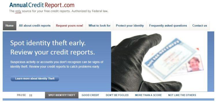 Annual Credit Report - AYP
