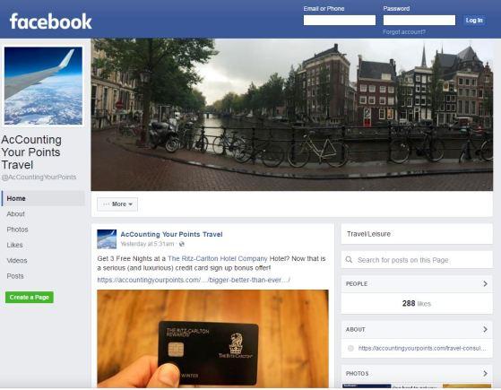AYP Facebook!