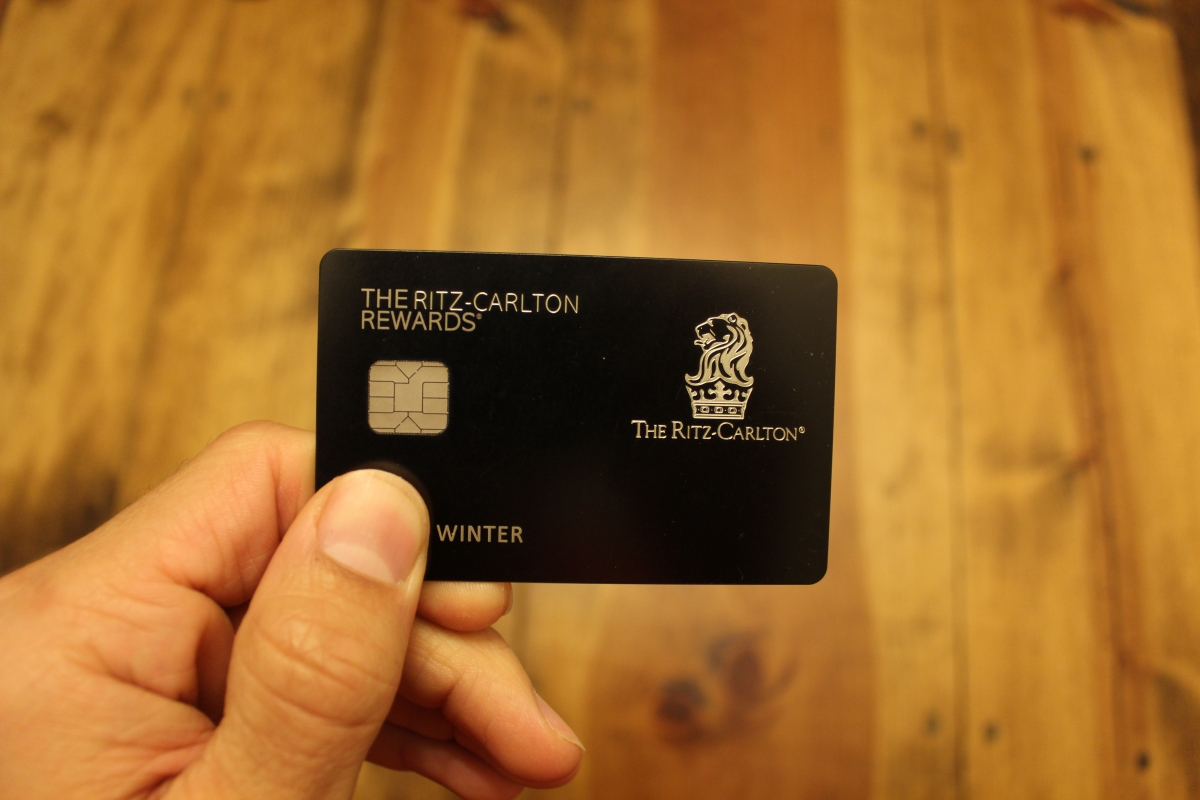 Bigger & Better Than Ever Before - The Ritz-Carlton Credit Card
